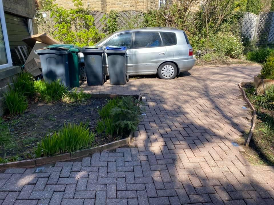 Block Driveway Cleaning UK