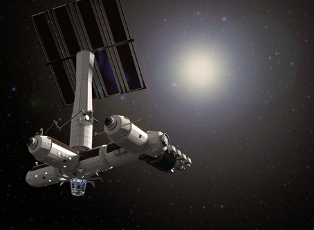 NASA Pushes to Commercialize Near-Earth Space