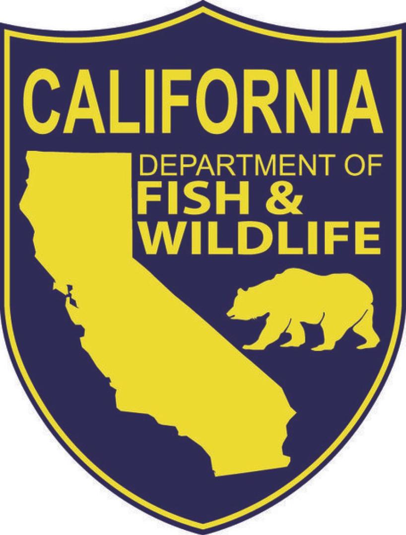 California Department of Fish and wildli