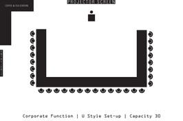 Corporate U-Shape Option