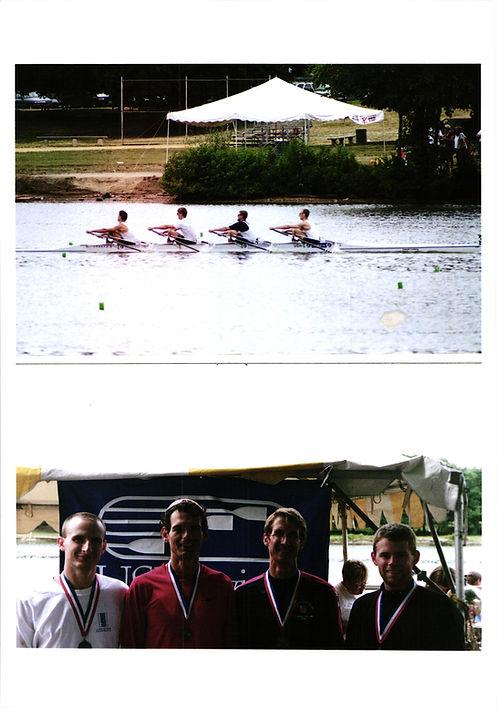 Row Win Water River NCAA US
