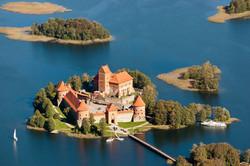 Trakai-Island-Castle