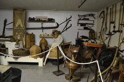 Jefcoat Museum Historic Tools