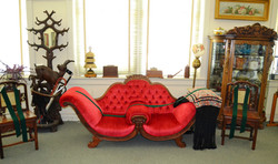 Famous Sofa from Gone with the Wind