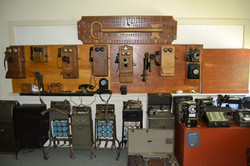 Jefcoat Museum Telephones
