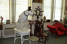 Jefcoat's Famous Dog & Sofa