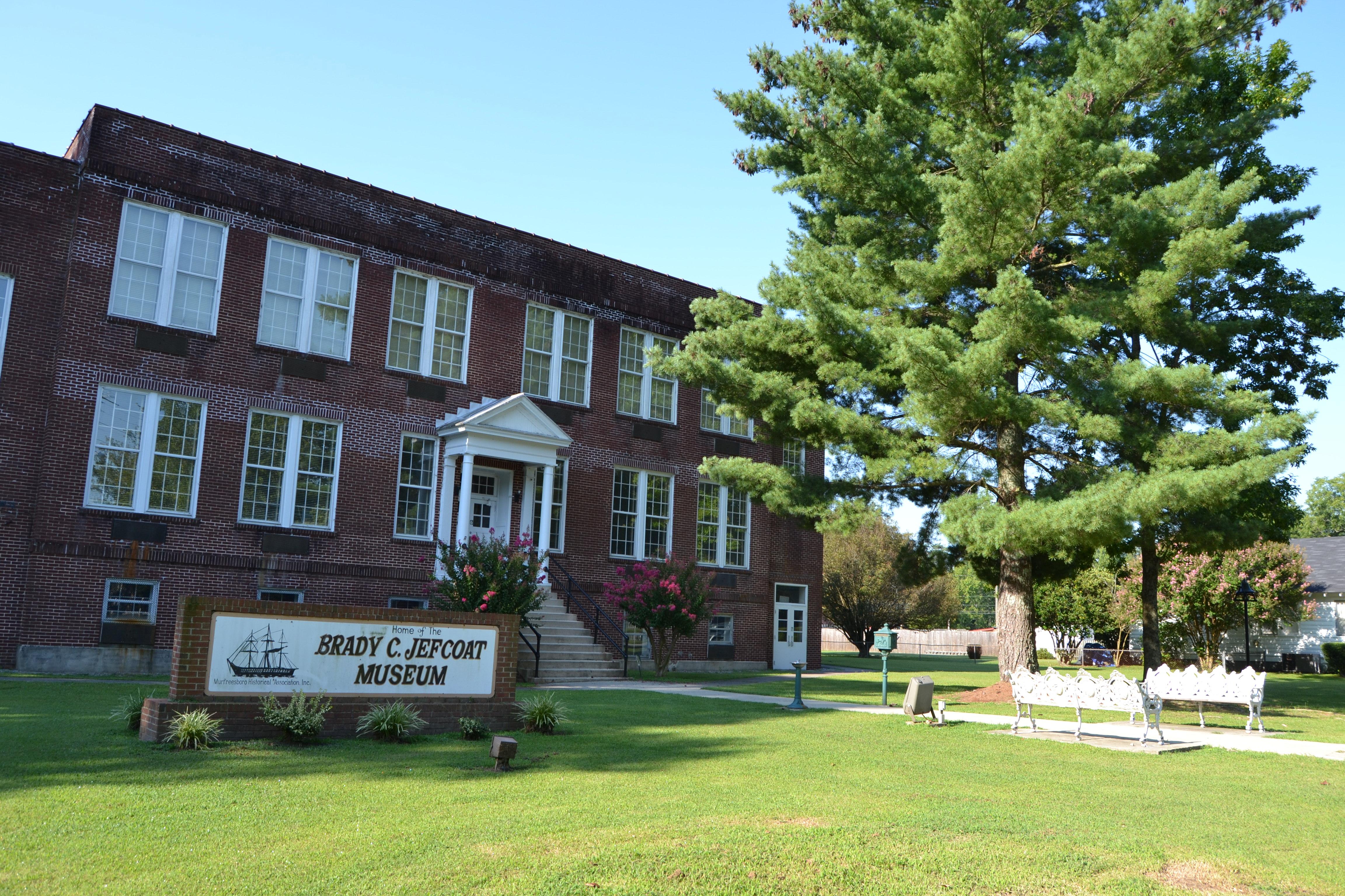The Brady C Jefcoat Museum