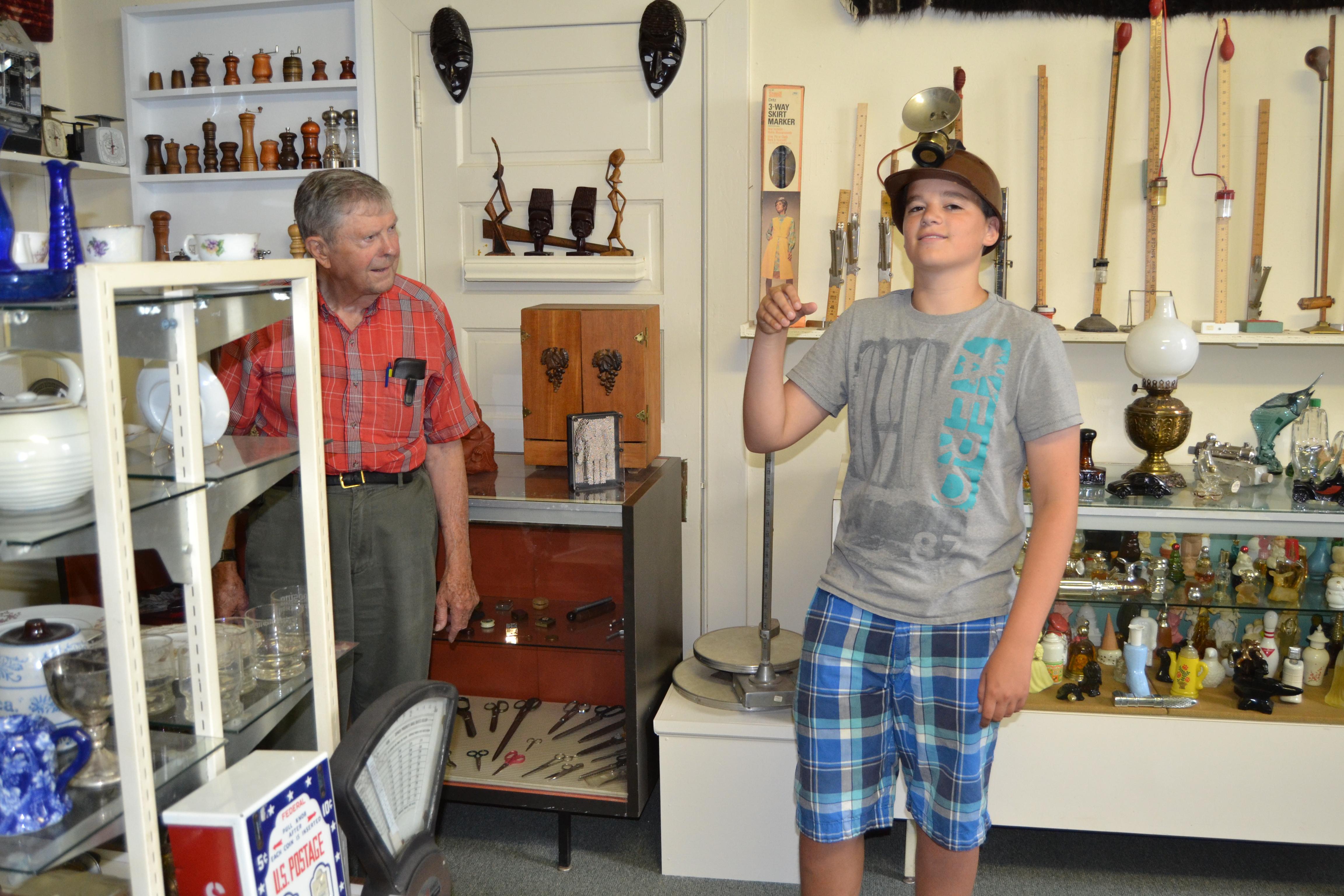Jefcoat Museum Tour