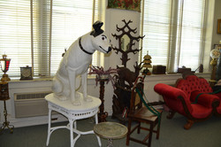 Jefcoat Museum RCA Dog