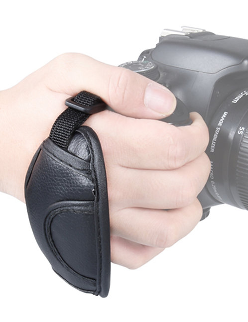 Dual Padded Wrist Strap