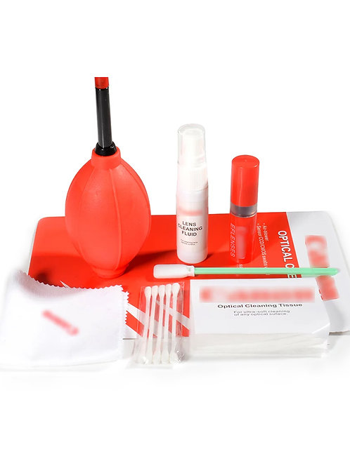 Professional Photo Lens Cleaning Kit