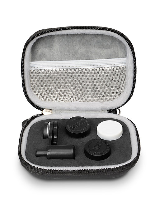 4 in 1 HD Camera Lens Kit with Case (Black)