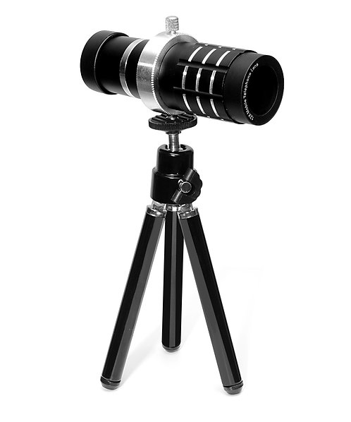 Telephoto Cell Phone Lens