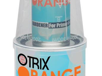 В продаже новый акриловый грунт OTRIX ORANGE SILVER 4+1 по сверхнизкой цене!
