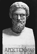 Aristophanes Athenian comic