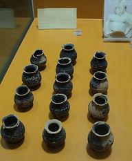 Hemlock Cups Agora Museum