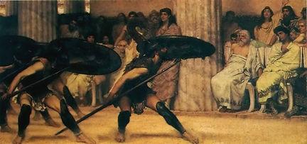Pyrrhike Dance  War Dance