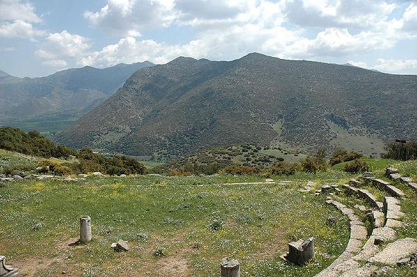 Ancient Orchemenos