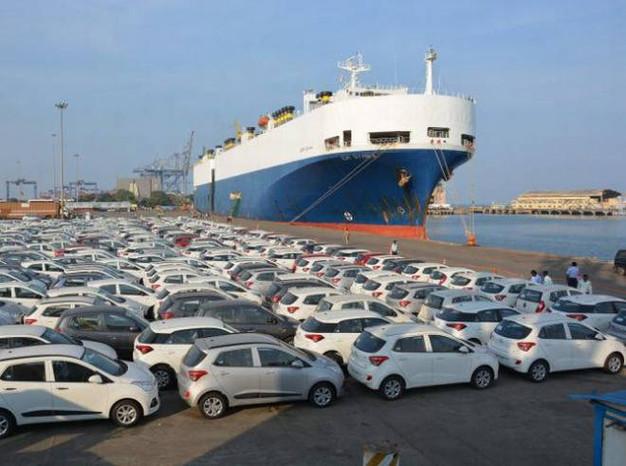 Greve dos caminhoneiros afetou as exportações