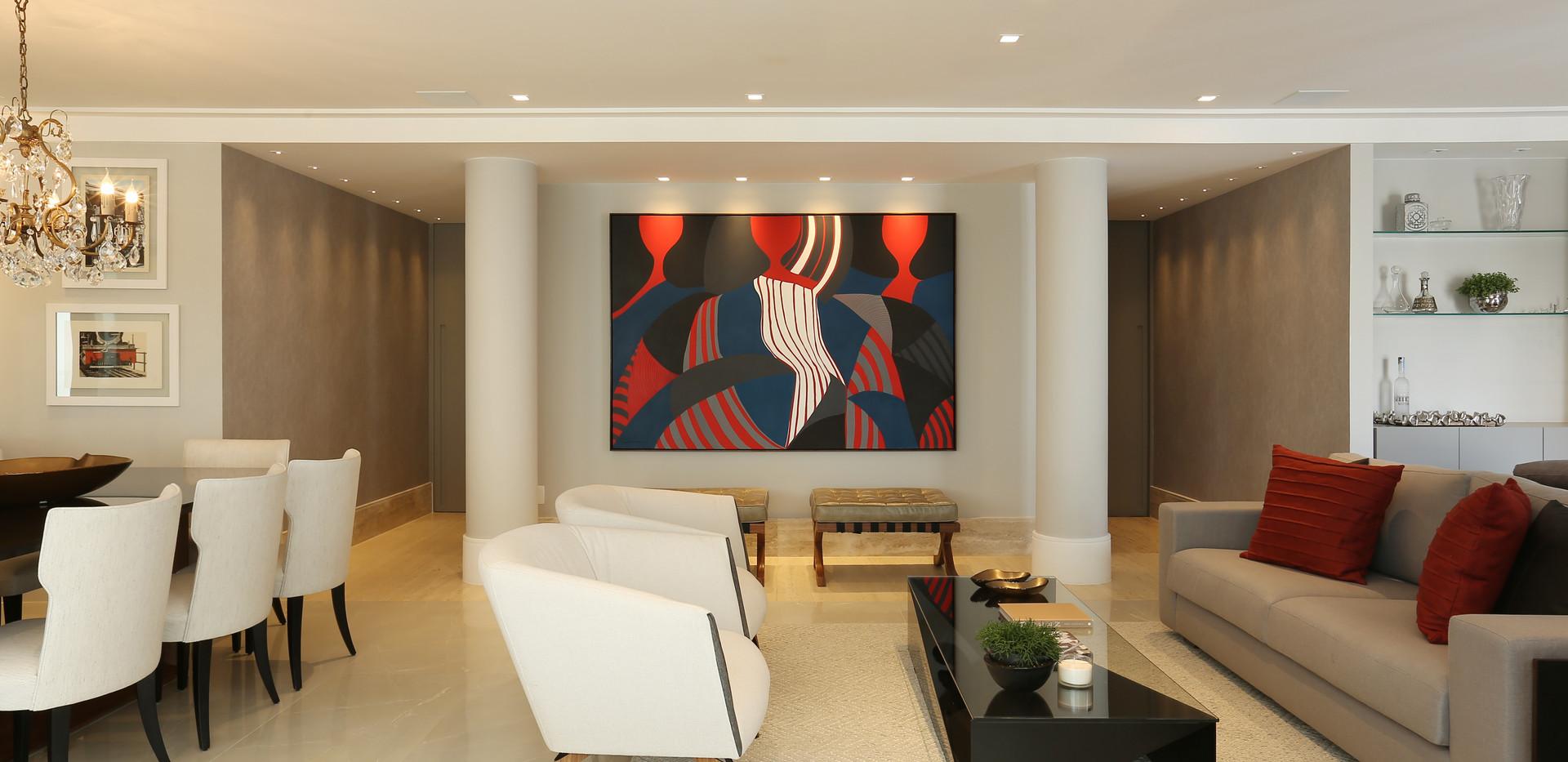 Apartamento - Moema - 182 m²