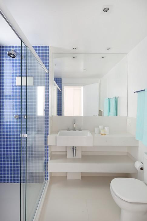 Sala de Banho Casal