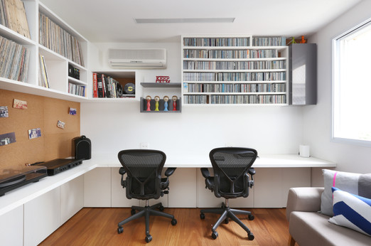 Home Office - Sala de Musica