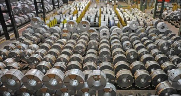 Cotas nos EUA melhoram preço do aço exportado brasileiro