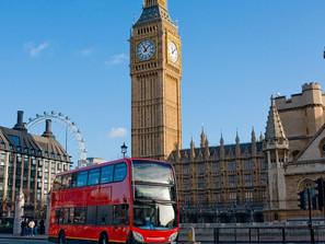PIB do Reino Unido avança 1,3% no 2º trimestre, na comparação anual.