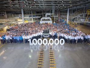 Hyundai celebra 1 milhão de veículos produzidos na fábrica de Piracicaba