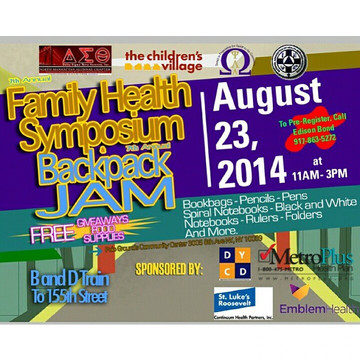 Join us TODAY_11AM- 7th annual Back To S