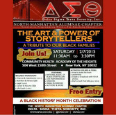 Don't forget this FREE EVENT on Saturday