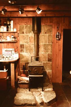 Swedish Jotul stove