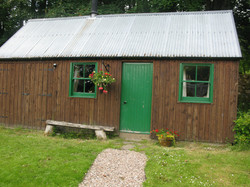 The Bothy from the outside