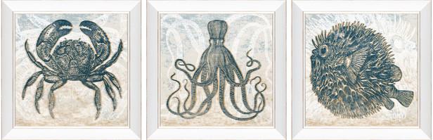 Crabtacular, Octacular and Blowtastic