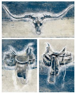 Steer & Saddle Series