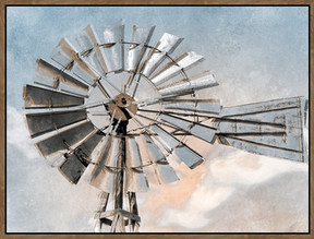 Sunset Windmill - Ashley Home