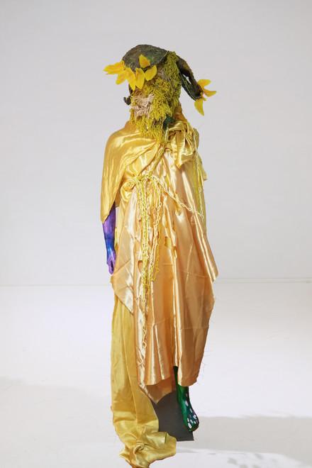 Yellow Dahlia (Seungkyung Oh)