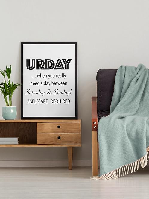 urday