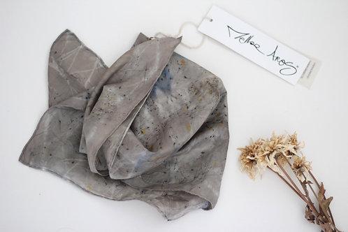 Small Silk Scarf | Silver