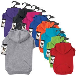 Z&Z Hoodies at the top dog store