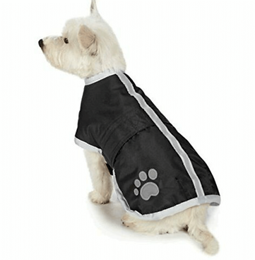 winter coats at the top dog store