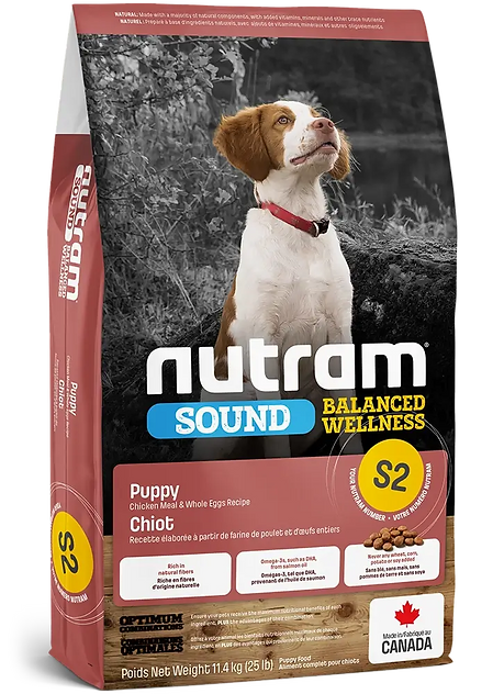 The Top Dog Store Nutram Puppy Food