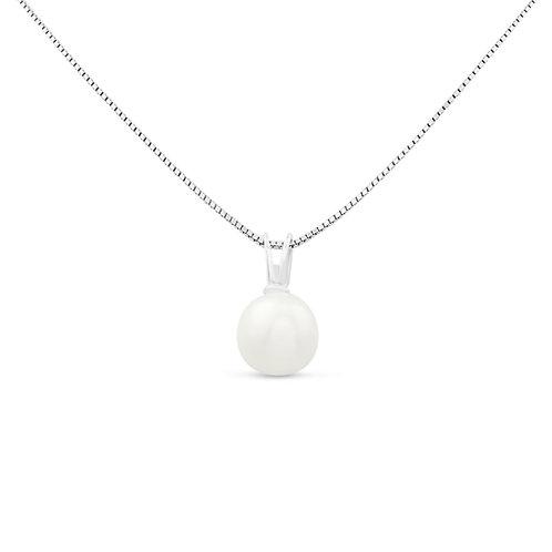 Simple Pearl Pendant