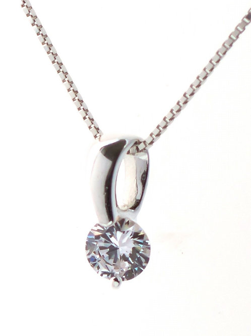 Crystal Slider Pendant