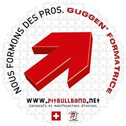 Pit-Bull Band Guggen formatrice