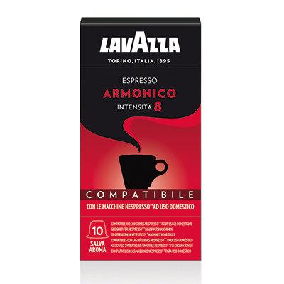 "Café LAVAZZA Armonico ""10 Capsules"""