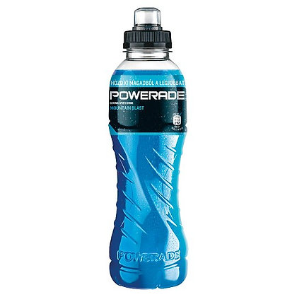 Powerade Mountain Blast 24 x 0.5l. PET