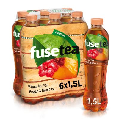 Fuse Tea Pêche 1.5l. PET
