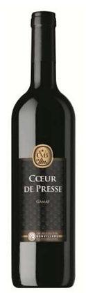 Coeur de Presse, Gamay 75cl.