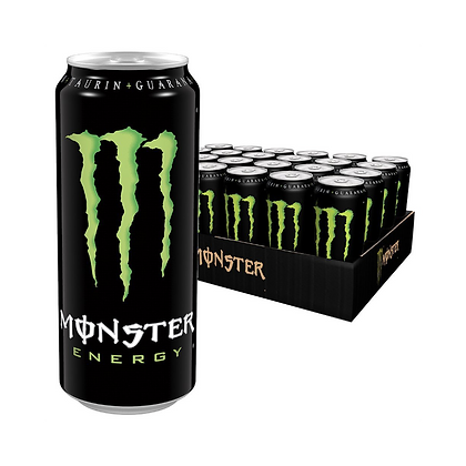 Monster Energy 24 x 0.355l. Canettes